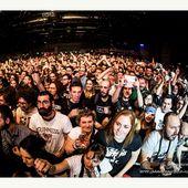 24 gennaio 2016 - Alcatraz - Milano - Darkness in concerto