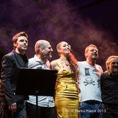 18 luglio 2013 - Villa Arconati - Castellazzo di Bollate (Mi) - Nina Zilli in concerto