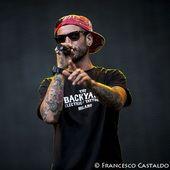 30 luglio 2014 - Ippodromo del Galoppo - Milano - Entics in concerto