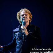 14 novembre 2015 - PalaLottomatica - Roma - Simply Red in concerto