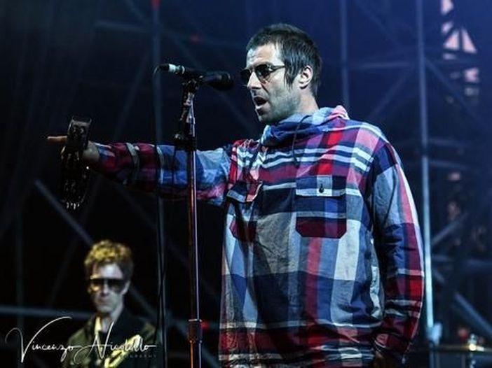 "Liam Gallagher: esce ""MTV Unplugged"""