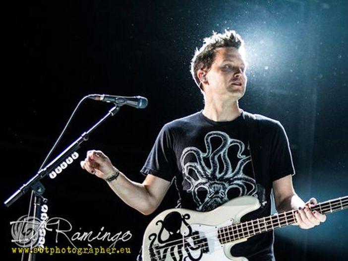 Blink-182, da Mark Hoppus aggiornamenti sul suo stato di salute