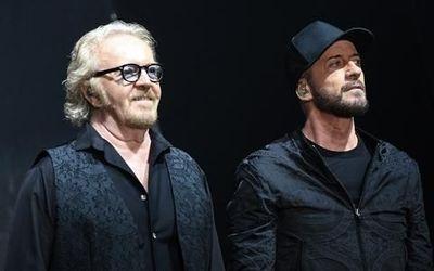 25 maggio 2019 - PalaAlpitour - Torino - Raf e Umberto Tozzi in concerto