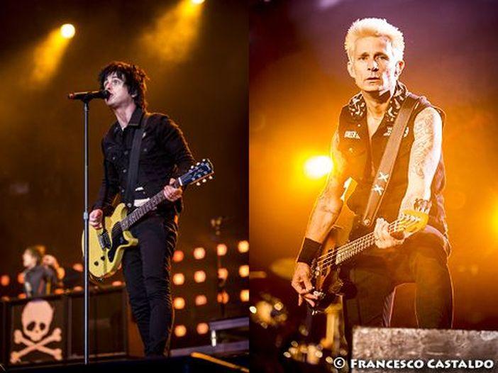 Green Day, la scaletta del primo concerto europeo di 'Revolution radio' a Torino