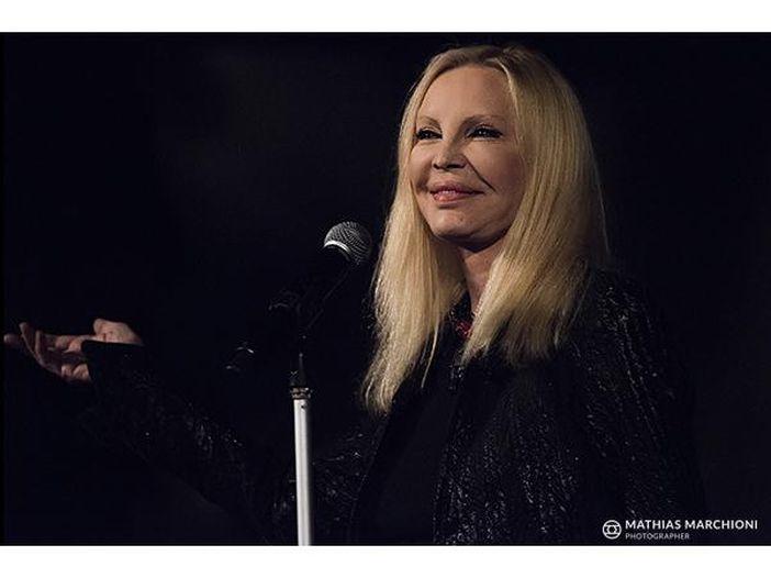 "Patty Pravo: esce il doppio album ""Patty Pravo Live"" - COPERTINA/TRACKLIST"