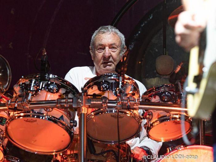 Nick Mason, il 'cuoco di bordo saggio' dei Pink Floyd