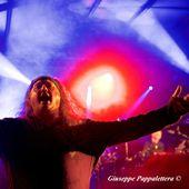 27 maggio 2017 - Parco della Colonia - Osoppo (Ud) - Chris Slade in concerto