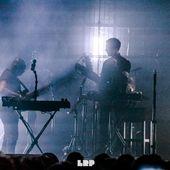 9 febbraio 2019 - Kioene Arena - Padova - Massive Attack in concerto