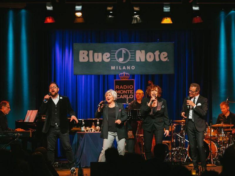 17 gennaio 2020 - Blue Note - Milano - Manhattan Transfer in concerto