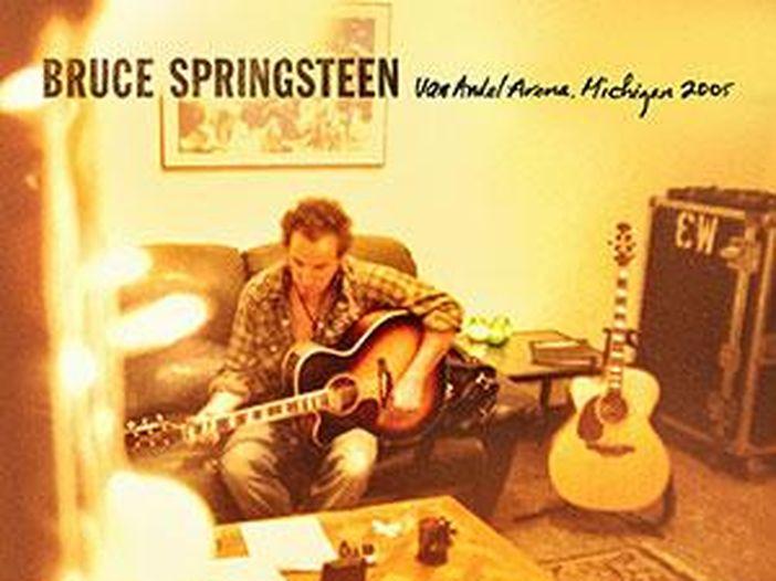 Bruce Springsteen, esce il bootleg ufficiale di un live del 'Devils and dust' del 2005 - COPERTINA/SCALETTA