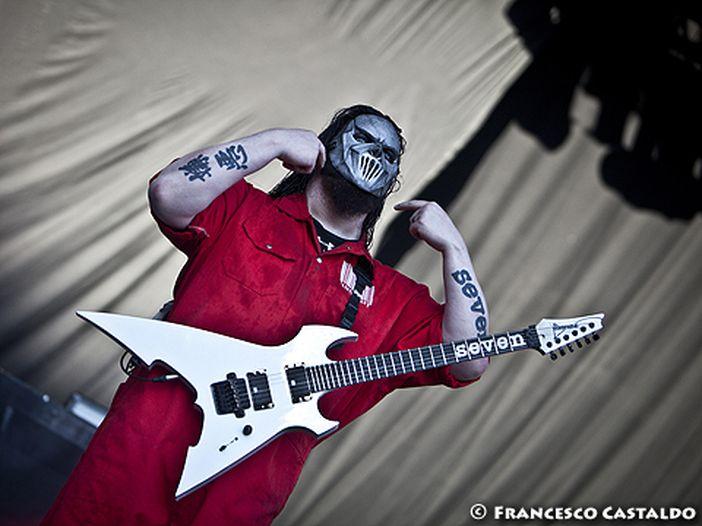 Slipknot, Jim Root vorrebbe suonare il nuovo album dal vivo per intero