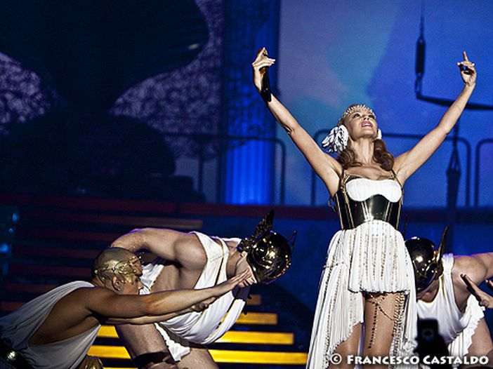 Kylie Minogue, per lei un simil MySpace su misura