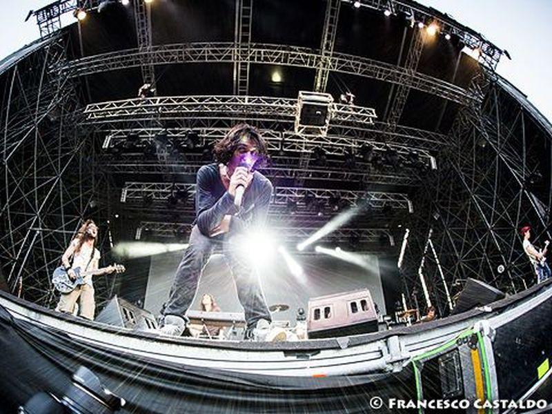 15 luglio 2013 - Ippodromo del Galoppo - Milano - Blastema in concerto