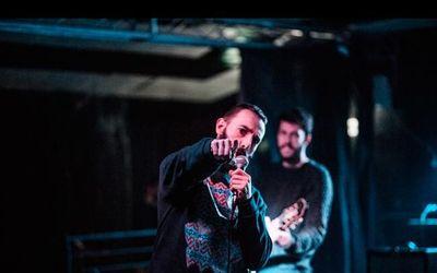 11 dicembre 2015 - Theremin Live Music - Cinquale (Ms) - Edipo in concerto