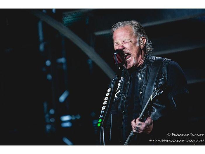 Metallica, Lars Ulrich parla di James Hetfield in rehab