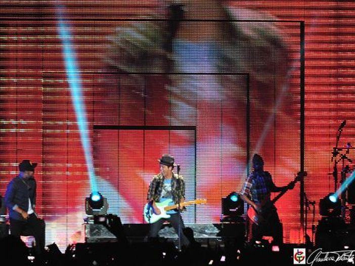 Super Bowl, quasi 350 mila tag per Shazam mentre cantava Bruno Mars