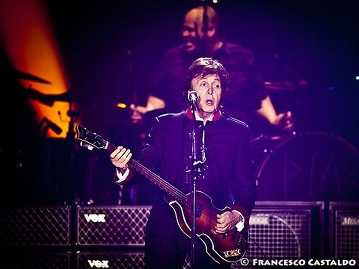 Paul McCartney canta i Beatles con Billy Joel - GUARDA