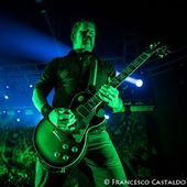 10 dicembre 2014 - Fabrique - Milano - Mastodon in concerto