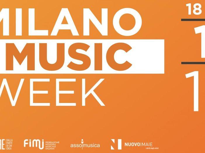 Milano Music Week 2020: l'edizione più importante