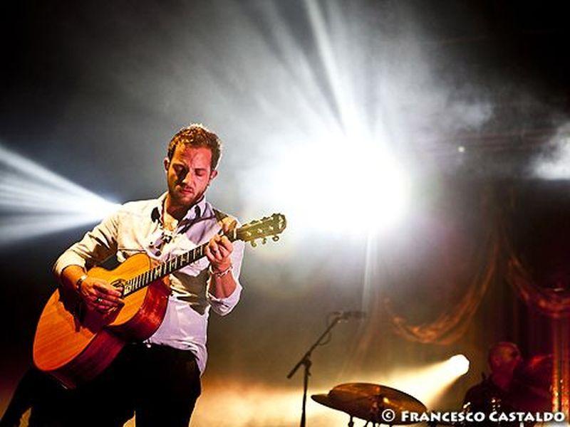 23 luglio 2012 - 10 Giorni Suonati - Castello - Vigevano (Pv) - James Morrison in concerto