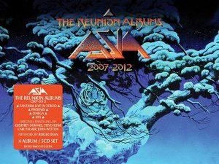 """Asia, esce il cofanetto """"The Reunion Albums: 2007 – 2012"""""""