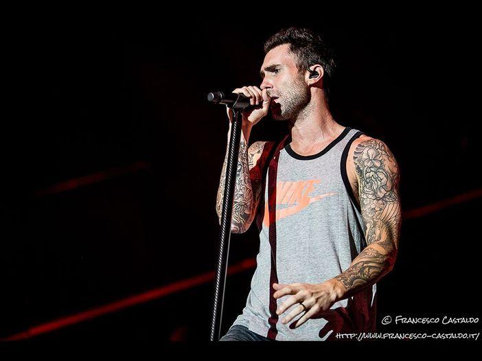 """Adam Levine (Maroon 5): """"Non ci sono più band nella musica pop"""""""
