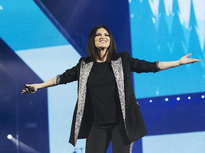 Laura Pausini pubblica una riedizione di 'Fatti sentire': duetto con Biagio Antonacci e dvd del Circo Massimo