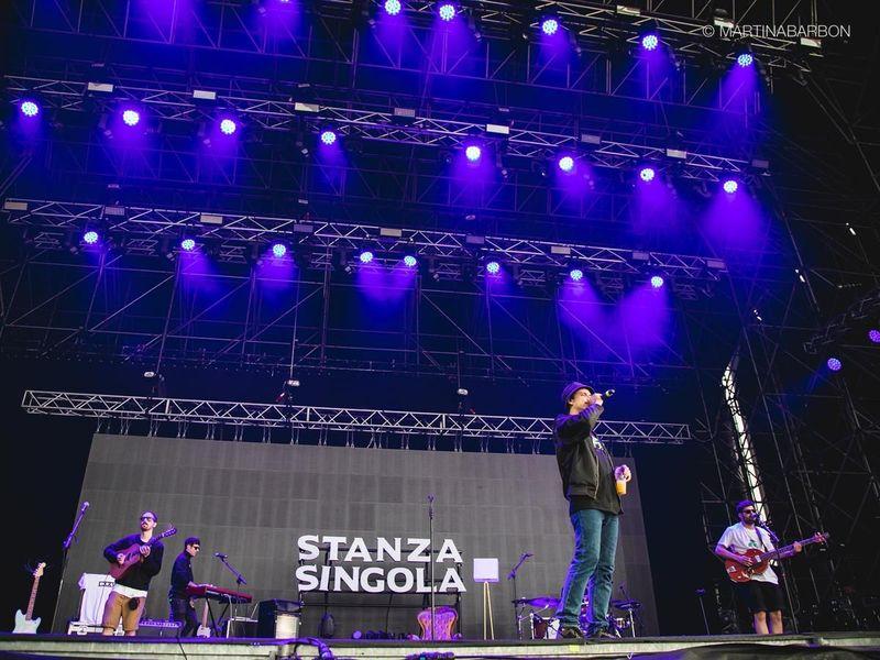 13 luglio 2019 - Home Venice Festival - Parco San Giuliano - Mestre (Ve) - Franco126 in concerto