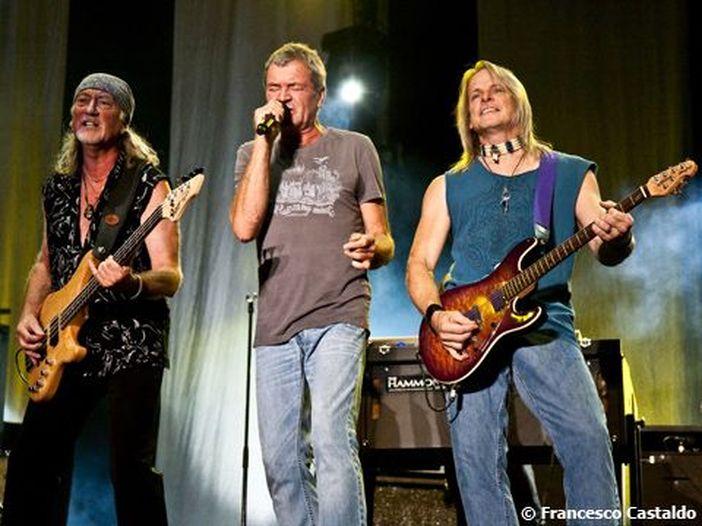 E alla fine arrivano anche tutte le canzoni del nuovo album dei Deep Purple