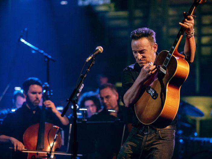 """Rockol incontra Bruce Springsteen: """"Non ho intenzione di smettere con i concerti da 4 ore"""" - INTERVISTA E FOTOGALLERY"""