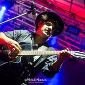 14 luglio 2014 - Goa Boa Festival - Arena del Mare - Genova - Alessandro Mannarino in concerto