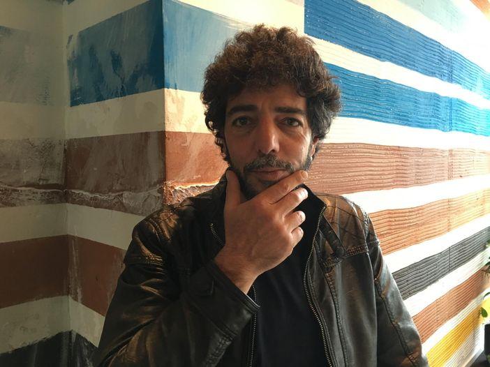 Sanremo 2018, Max Gazzé in sala stampa