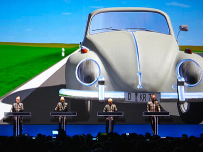 Kraftwerk, due concerti al Rock in Roma: orari, biglietti, come arrivare