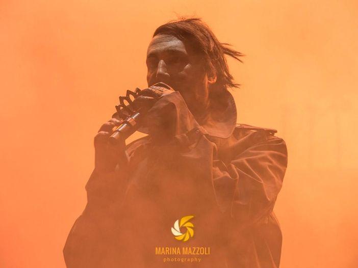 Jonathan Davis dei Korn rende il favore a Marilyn Manson?