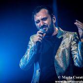 27 ottobre 2015 - PalaLottomatica - Roma - Cesare Cremonini in concerto
