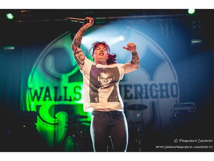Dustin Schoenhofer (Walls of Jericho) fermato con 290 chili di marijuana