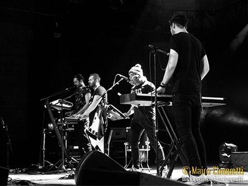 23 novembre 2013 - Alcatraz - Milano - Bastille in concerto