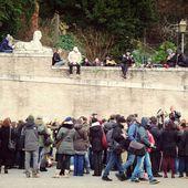 FlashMob in Piazza del Popolo a Roma il 16 gennaio