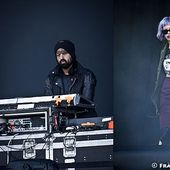 7 luglio 2012 - Heineken Jammin' Festival - Arena Concerti Fiera - Rho (Mi) - Crystal Castles in concerto