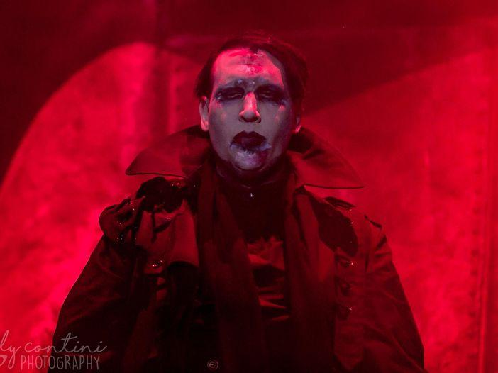 Marilyn Manson: Gil Sharone è uscito dal gruppo