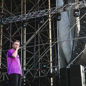 14 luglio 2019 - Home Venice Festival - Parco San Giuliano - Mestre (Ve) - Anastasio in concerto