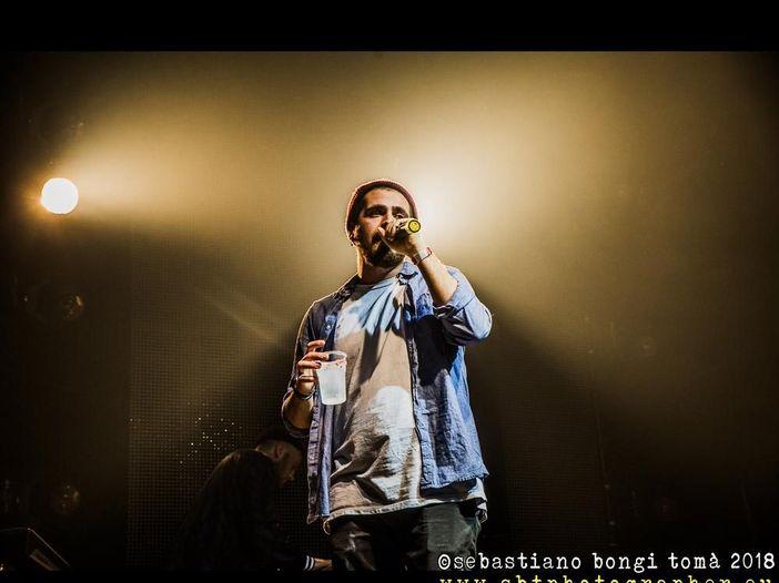 Chi è Frah Quintale, sul palco del Concerto del Primo Maggio 2018 di Roma