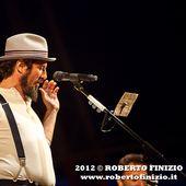 22 luglio 2012 - Carroponte - Sesto San Giovanni (Mi) - Vinicio Capossela in concerto