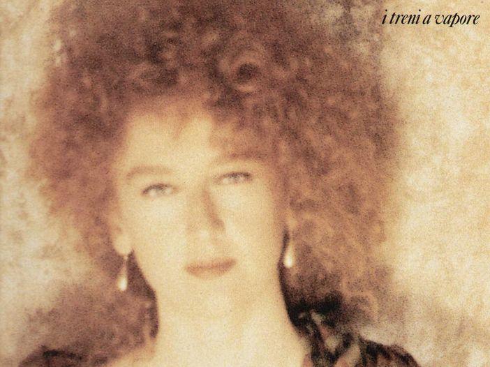 "Vinyl ID: ""I treni a vapore"", Fiorella Mannoia"