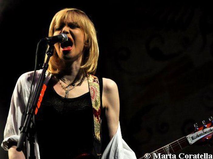 Clamoroso in sala d'incisione: Courtney Love toglie a Billy Corgan la produzione dell'imminente nuov
