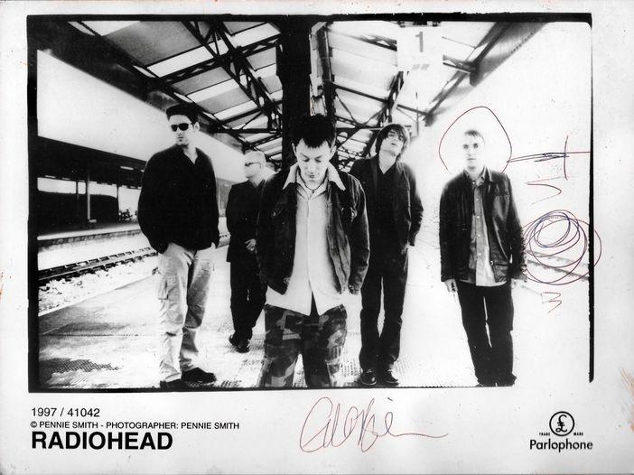 Radiohead e Supergrass premiati per i loro siti Internet