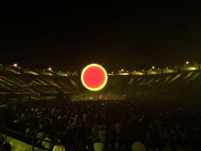 David Gilmour, questa sera in streaming 'Live At Pompeii'