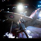 9 luglio 2018 - Ippodromo del Galoppo - Milano - Iron Maiden in concerto
