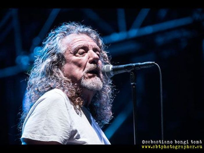 "Robert Plant, ""Live at Knebworth"" in vinile per il Record Store Day"
