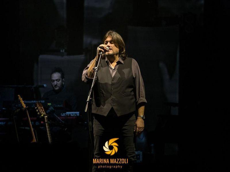 15 gennaio 2019 - Teatro Carlo Felice - Genova - Cristiano De André in concerto